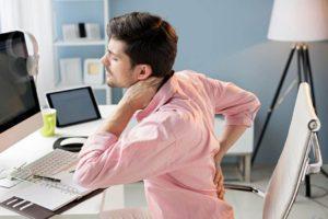 rischio posturale