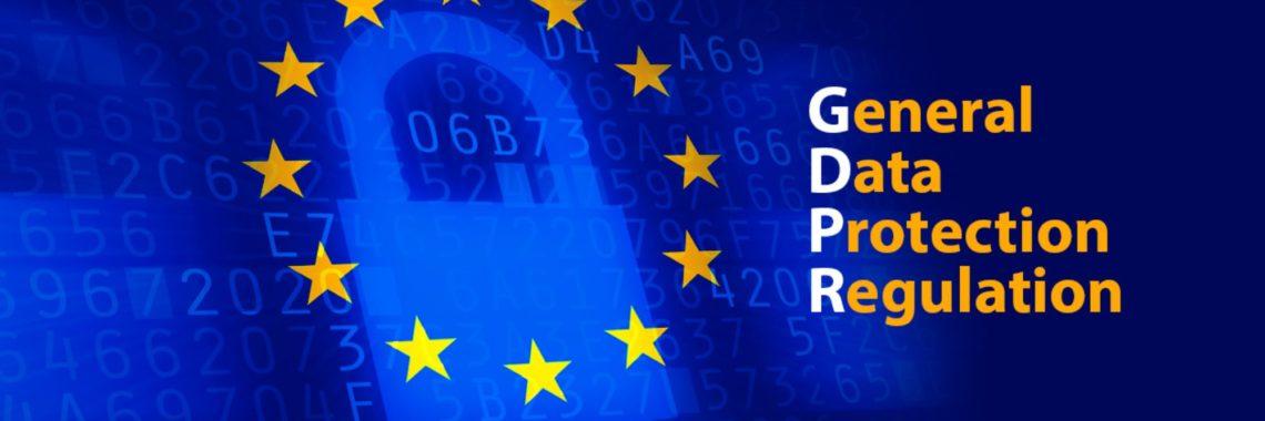 dgprRegolamento europeo in materia di protezione dei dati personali – Pagina informativa