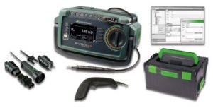 CaratteristicheSECUTEST PRO - Tester sicurezza elettrica