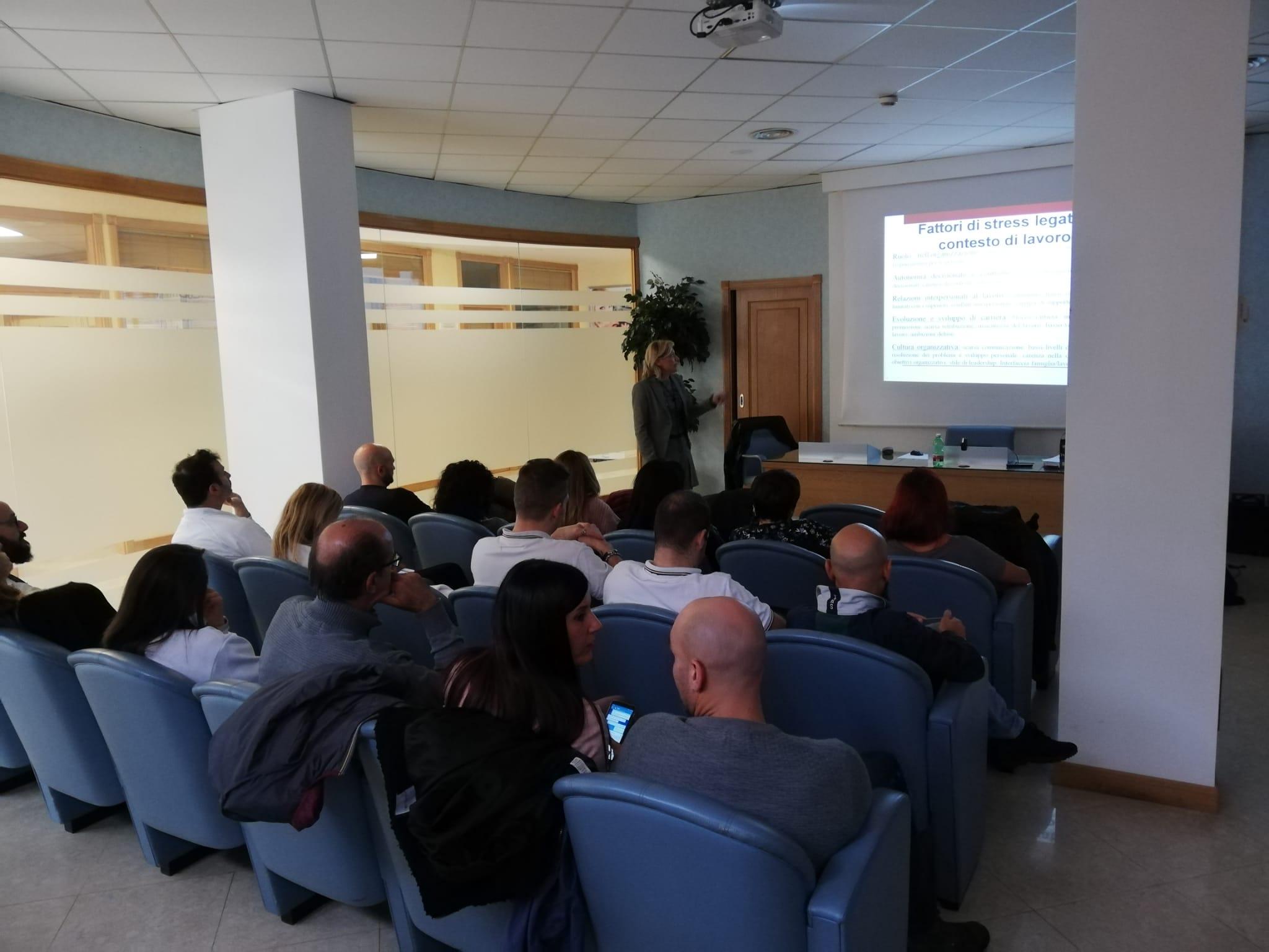 Corso di aggiornamento sicurezza sul lavoro per lavoratori delle attività sanitarie - Corso Formazione Lavoratori San Raffaele Pisana