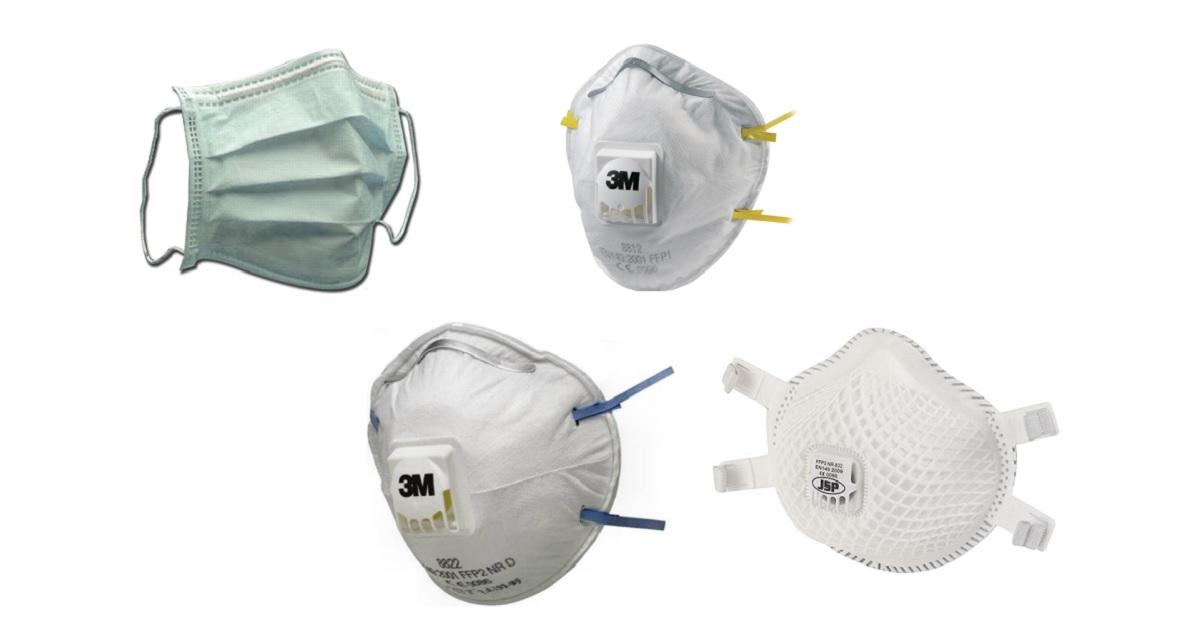 Mascherine chirurgiche e Facciali filtranti: facciamo chiarezza