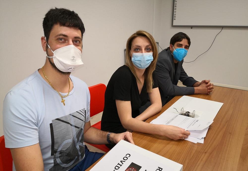 Valutazione del rischio da SARS-CoV-2