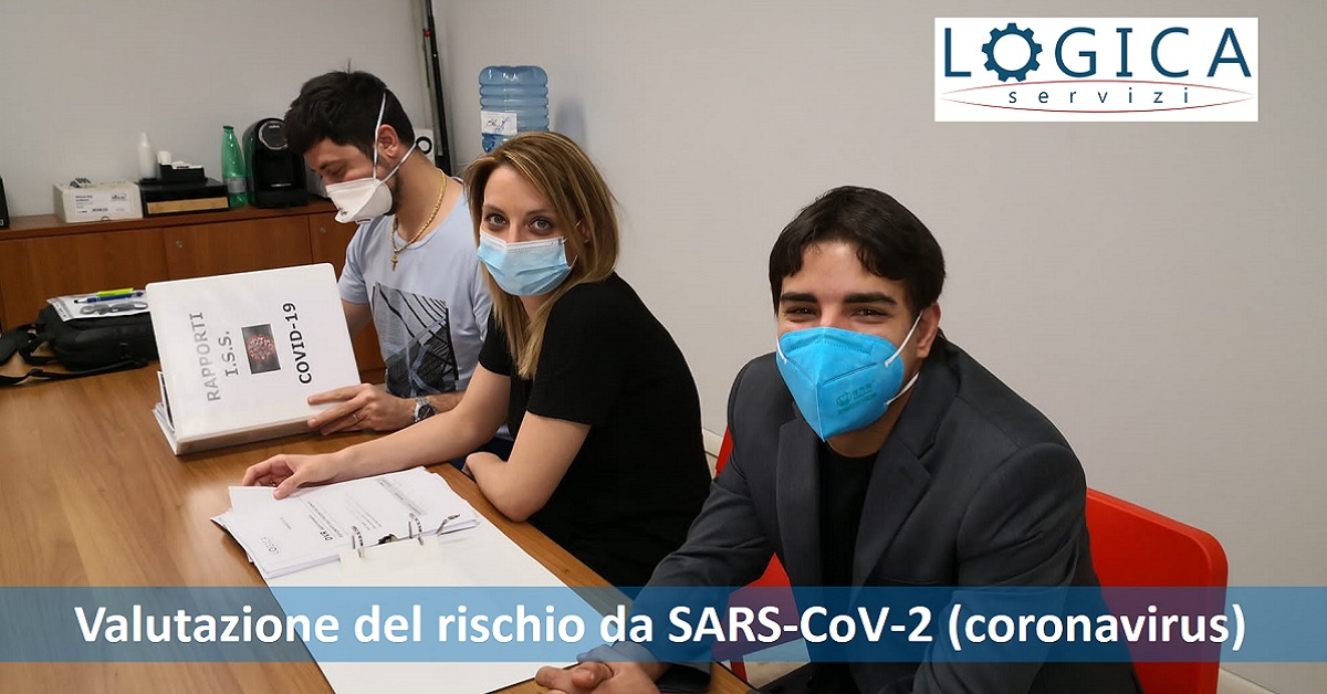 Valutazione del rischio da SARS-CoV-2 (coronavirus)
